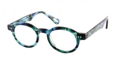 leesbril-frank-and-lucie-eyeball-fl1330-groen-blauw-schuin